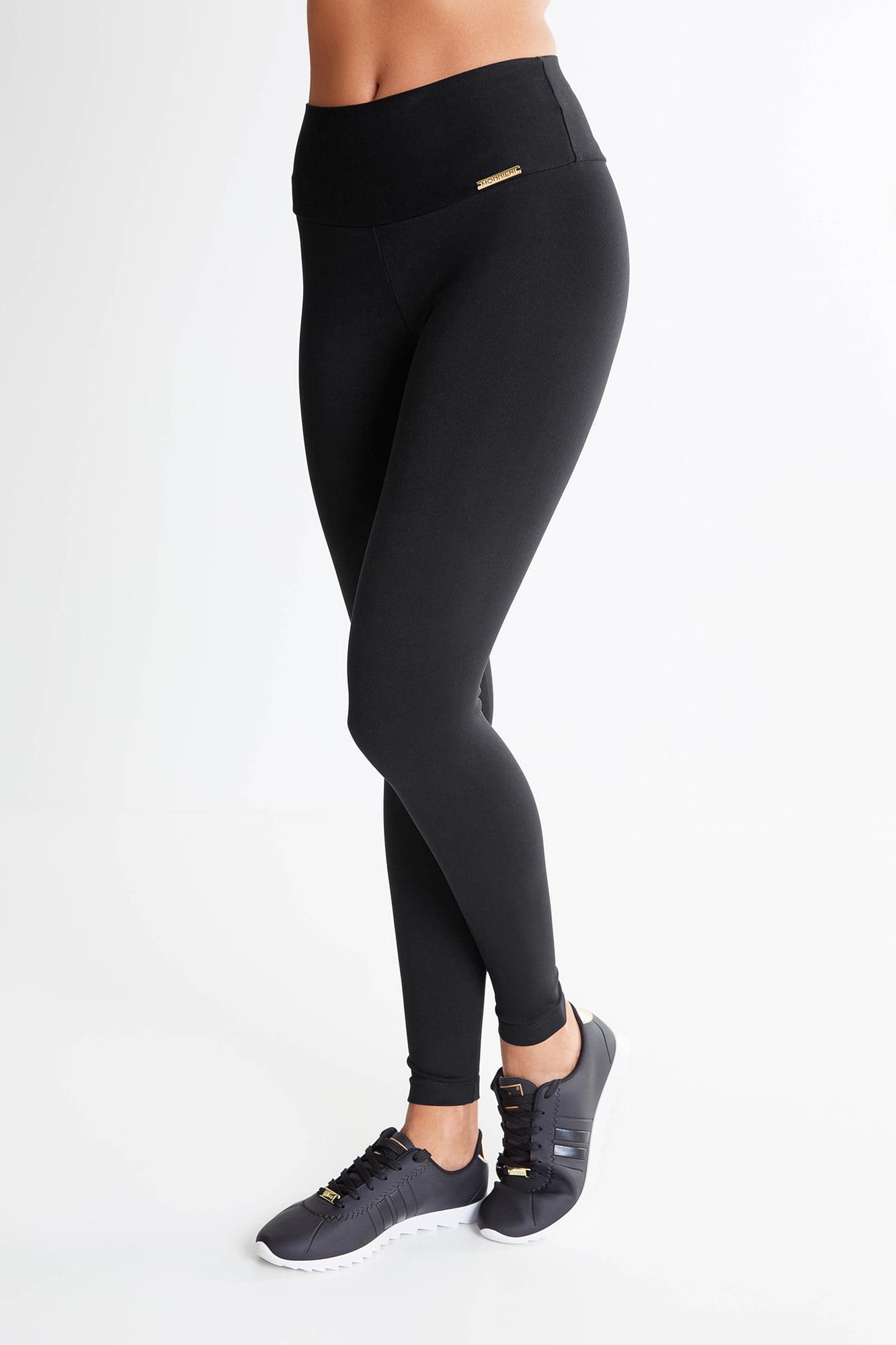 Calça Legging Preta | Qualidade, Conforto e Durabilidade