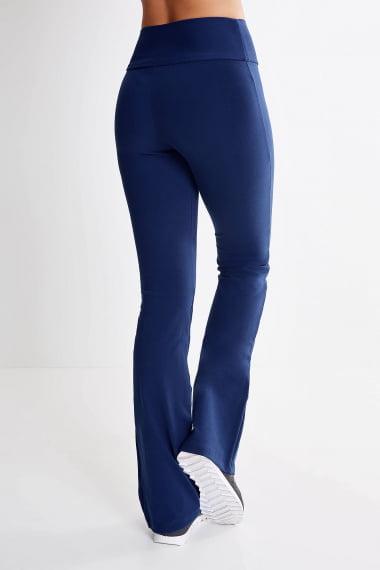 Calça Bailarina Azul Marinho